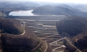 USA - Energy - Mountaintop removal and Coal Mining in West Virginia