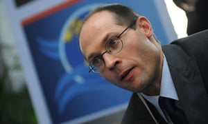 United Nation (UN) Special Rapporteur on the right to food, Belgium Olivier De Schutter