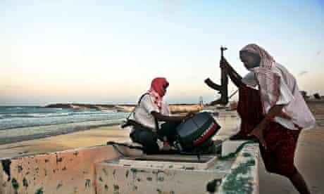 MDG: Pirates in Somalia