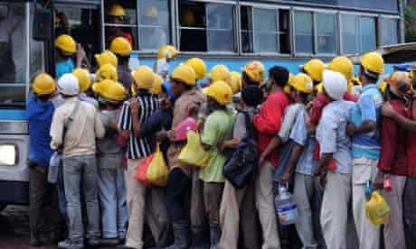 MDG : Foreign workers in Malaysia
