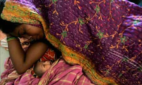 MDG : India Maternal death