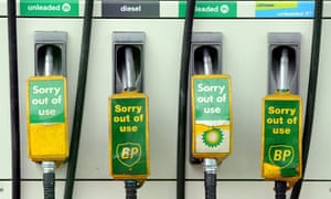 Damian blog : BP petrol station and greenpeace protest about Deepwater Horizon oil spill