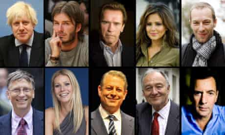 Leo Blog: celebribrities