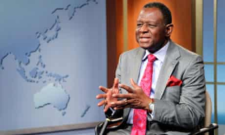 Executive Director of the United Nations Population Fund ( UNFPA ) Babatunde Osotimehin