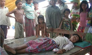 MDG : Flooding in Cambodia