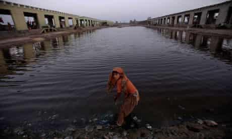 MDG : Floods in Pakistan