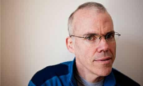 Environmentalist and author Bill McKibben