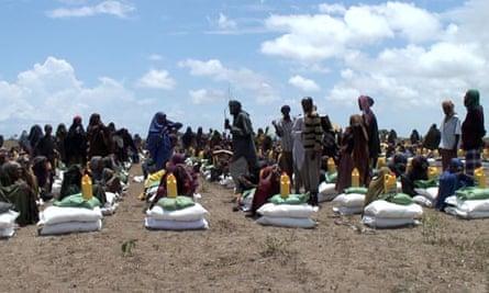 MDG : Al-Qaida in Somalia : al-Yasir camp