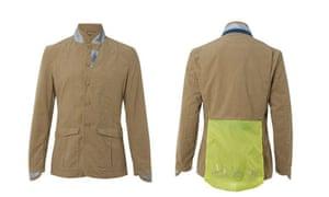 Bike blog : Bromton Bikes oratory jacket back