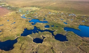 Hacked climate emails : Permafrost melts during summer in Alaska