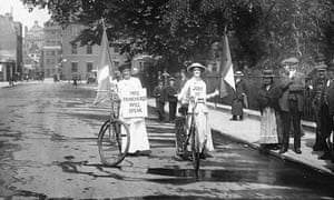 How the bicycle became a symbol of women s emancipation ... 5be428370