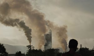 Damian blog on Emission intensity : Air pollution in India : carbon emissions