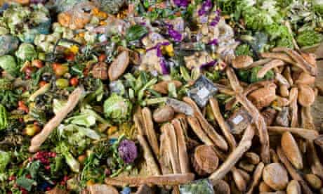 Food waste to be processed it  into agricultural fertiliser