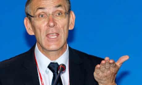 MDG : High-Level Forum on Aid Effectiveness in Busan : EU Development Commissioner Andris Piebalgs