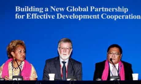 MDG : Fourth High Level Forum on Aid Effectiveness, Busan