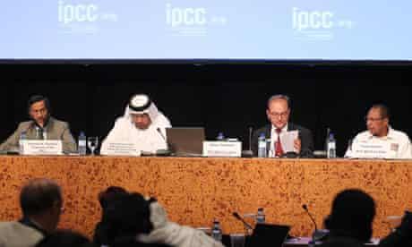 FAQ on IPCC : Rajendra K. Pachauri , Ottmar Edenhofer and  Youba Sokona
