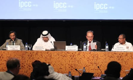 FAQ on IPCC : Rajendra K. Pachauri , Ottmar Edenhofer and  Youba Sokona