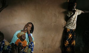 MDG : Malnutrition and hunger in Central African Republic