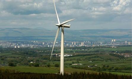 Leo Blog : Europe's Largest Onshore Wind Farm