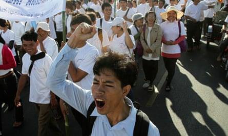 MDG : Cambodia : Human Rights Day