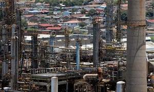 COP17 in Durban : Toxic Durban