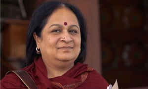 COP17 in Durban : Head of Indian delegation and India environment minister Jayanthi Natarajan