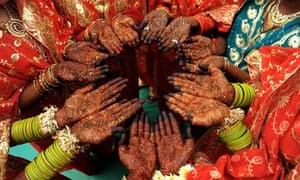 MDG : India: Indian Muslim brides