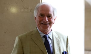 Johnny Ball, former television presenter