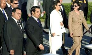 MDG : Corruption and AID :  Hosni Mubarak  and Zine El-Abidine Ben Ali