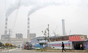 China GDP slowdown