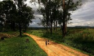 MDG : Unesco report : children in RDC