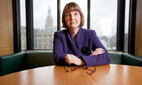 MDG: Deputy Labour Party Leader Harriet Harman