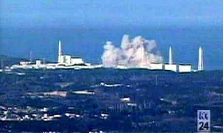 Japan Earthquake and Tsunami :  Fukushima nuclear plant