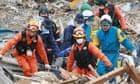 MDG Japan Earthquake and Tsunami : South Korean rescue team in Sendai