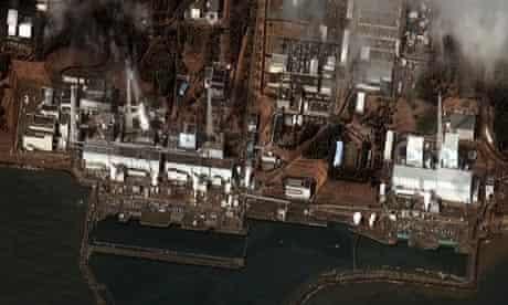 Japan Earthquake and tsunami :  Fukushima Dai-ichi nuclear power plant complex accidents
