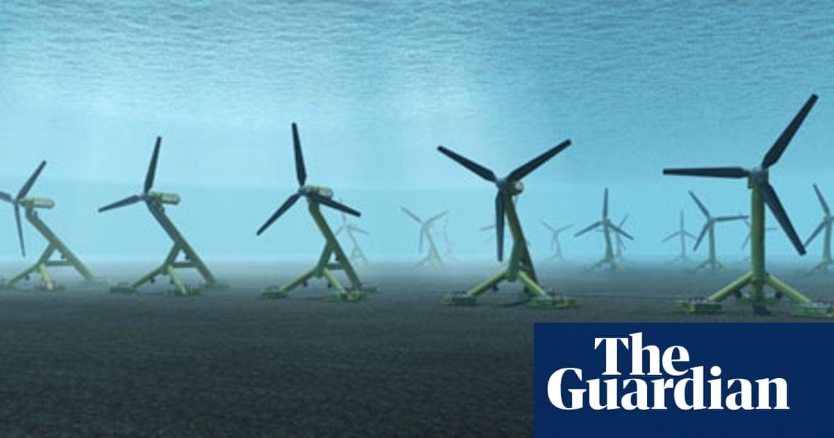 Tidal energy – the UK's best kept secret | Environment | The Guardian