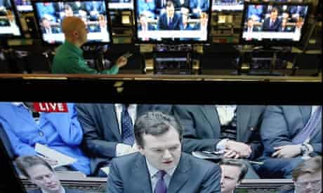 Budget : Chancellor George Osborne