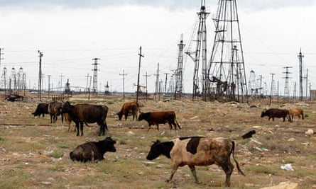 MDG : Oil versus farming in Azerbaijan
