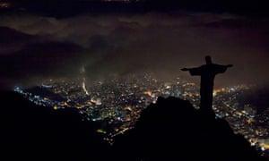 Earth Hour in Rio de Janeiro