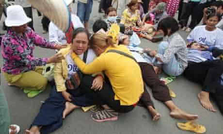 MDG : Land grabbing : Boeung Kak lake, Cambodia