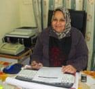 MDG : Women's day : Najah Ayash
