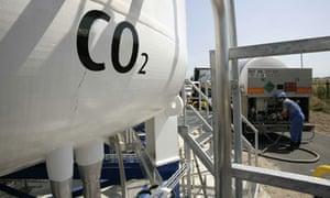 CCS : Carbon Capture : CO2 storage Test Station, Ketzin, Germany  - Jul 2008
