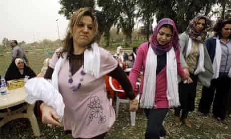 MDG : 100th International Women's Day