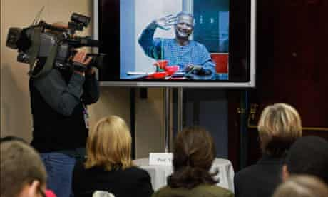 MDG : Muhammad Yunus Discusses Upcoming Global Microcredit Summit