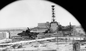 Chernobyl anniversary - The Aftermath in May 1986