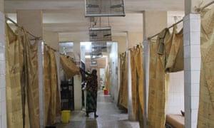 MDG : delivery ward of Murtala Mohammed Specialist Hospital, Kano Nigeria