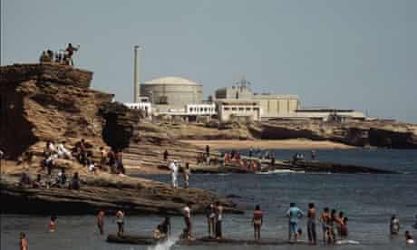 AA sole nuclear power plant provides electricity for Karachi, Pakistan