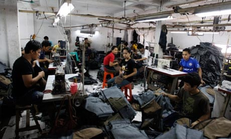 Sweatshops Are Still Supplying High Street Brands