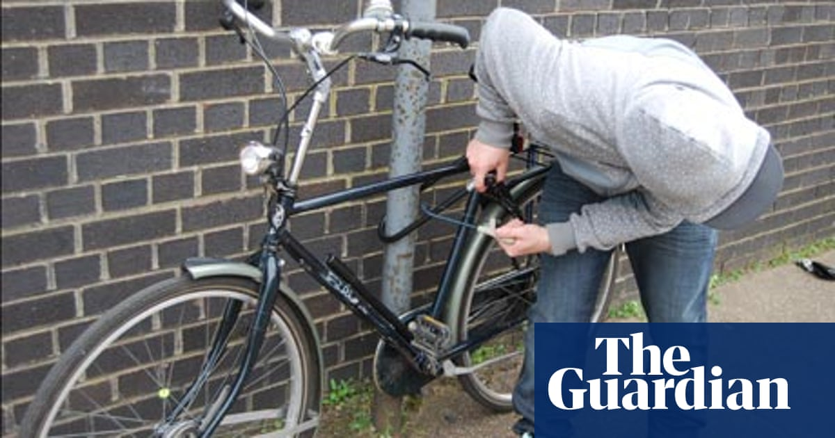 To Catch A Bike Thief Use Gps And Google Maps Matthew Sparkes