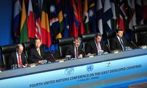 MDG : UN LLDC meeting in Istanbul